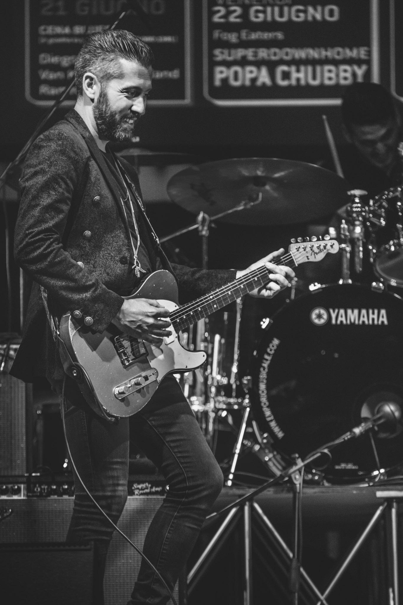 The Fullertones live at Torrita Blues